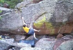 Rock Climbing Photo: Great short line.