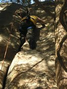 Rock Climbing Photo: double chin 1 ascent mantled had fun and stoked i ...