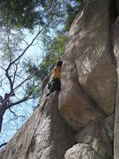 Rock Climbing Photo: lakeside jam. not sure about the whole leaning int...