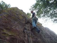 Rock Climbing Photo: Good fun.