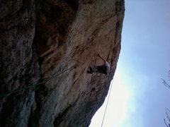 Rock Climbing Photo: noah on headline