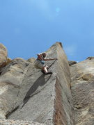 Rock Climbing Photo: The Devil's Bacon