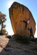 Rock Climbing Photo: Jewel Thief
