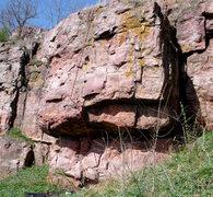 Rock Climbing Photo: H.M.