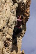 Rock Climbing Photo: Margret
