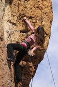 Rock Climbing Photo: Margret S