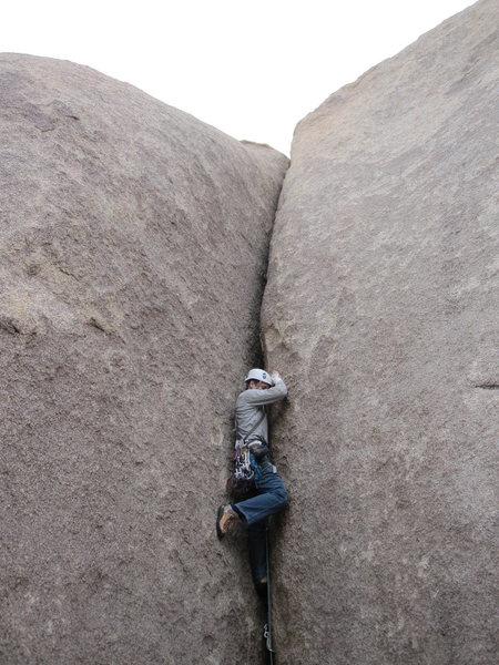Rock Climbing Photo: Kamikaze