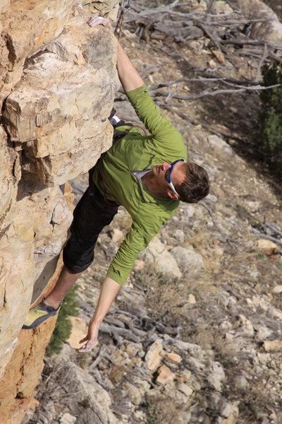Rock Climbing Photo: Nick H