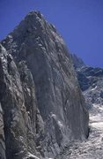Rock Climbing Photo: The main Torres del Brujo