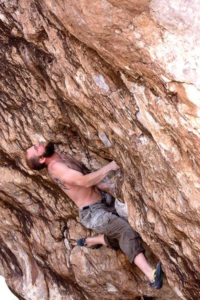 Rock Climbing Photo: Matt Slayton on Ju.
