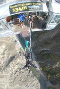 Rock Climbing Photo: Queenstown, New Zealand Bungy