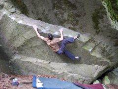 Rock Climbing Photo: Blade