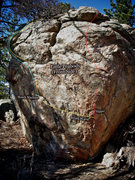 "Rock Climbing Photo: Photo beta for ""Nipper."""