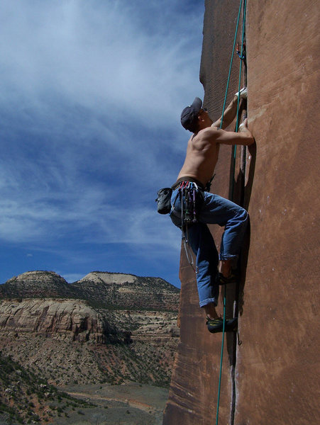 Rock Climbing Photo: SR