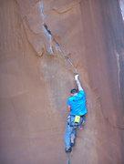 Rock Climbing Photo: AN