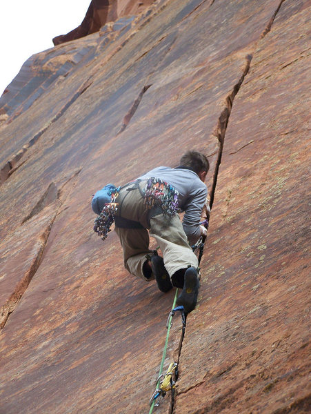 Rock Climbing Photo: ML