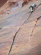 Rock Climbing Photo: ML