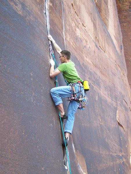 Rock Climbing Photo: DH