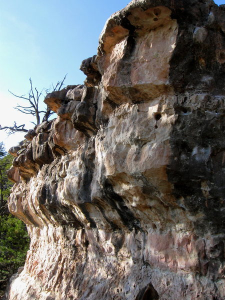 Rock Climbing Photo: The Gateway Wall