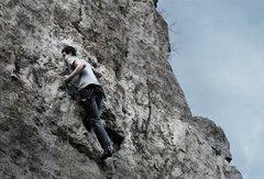 Rock Climbing Photo: Second Clip