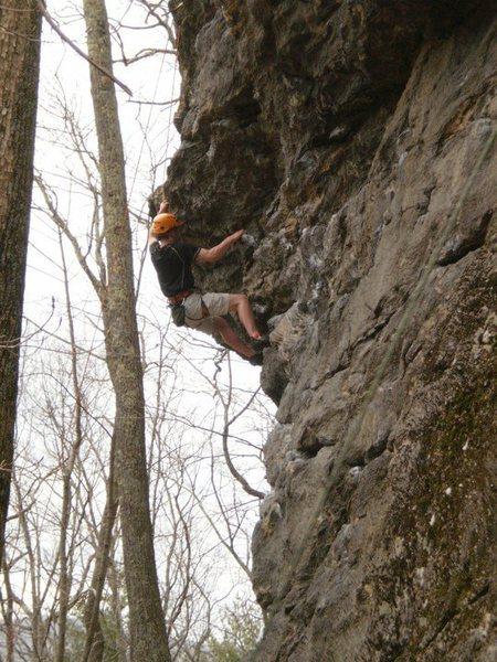 Rock Climbing Photo: Climbing at Rumney