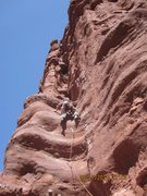 Rock Climbing Photo: A little more funk between stems.