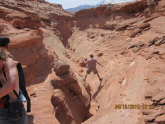 Rock Climbing Photo: the fun continues.