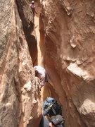 Rock Climbing Photo: Gettin some.