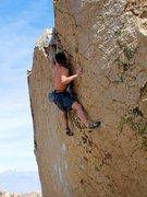 Rock Climbing Photo: Checkerboard