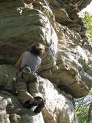 Rock Climbing Photo: Heather Sudlow on Decompression Sickness: Eyeing u...
