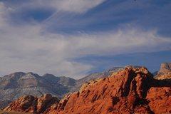 Rock Climbing Photo: Calico Hills