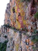 Rock Climbing Photo: Angel Wing