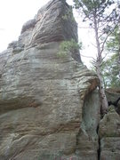 Rock Climbing Photo: Unknown 2.
