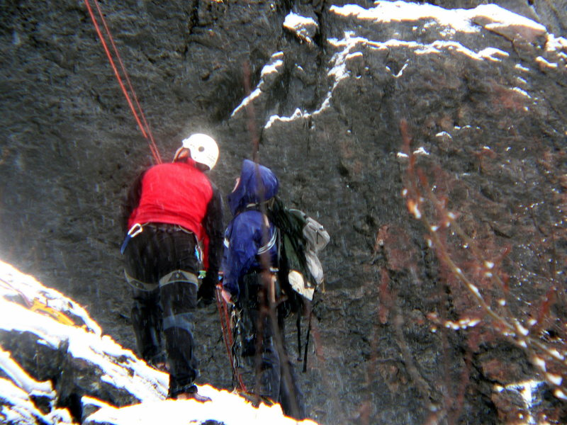 alpine climbing in MN?