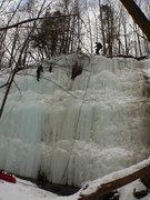 Rock Climbing Photo: stephen's falls