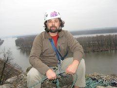Rock Climbing Photo: view from ontop