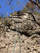 Rock Climbing Photo: Java (5.4)