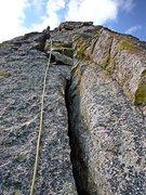 Rock Climbing Photo: granite