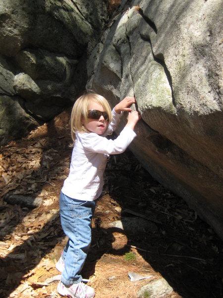 MacKenzie Climbing