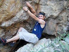 Rock Climbing Photo: sit down start photos