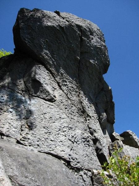 Rock Climbing Photo: The Pillar.  Strawberry Jam 5.8