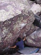 Rock Climbing Photo: RV at the start.