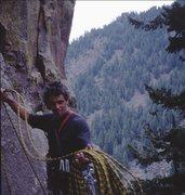 August 2001-  after the Vertigo rappels