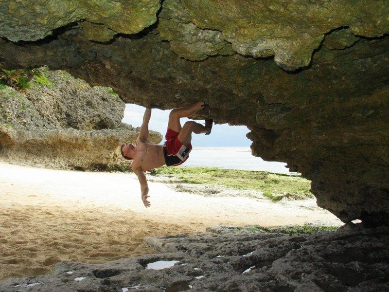 Bouldering Okinawa, Japan