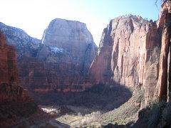 Rock Climbing Photo: Big Bend From M.B.