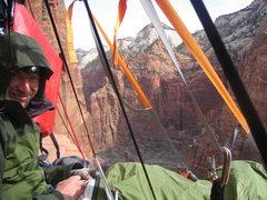 Rock Climbing Photo: Me. Moonlight Buttress. Student Loans=14K Portaled...