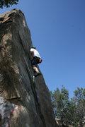 Rock Climbing Photo: Mommy's Boys left a fun climb.