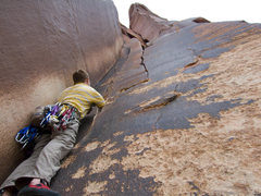 Rock Climbing Photo: Indian Creek