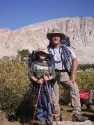 Rock Climbing Photo: At Cottonwood Lakes