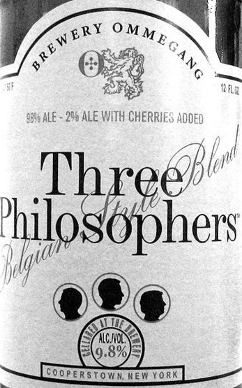 Try Three Philosophers. <br> Photo by Blitzo.